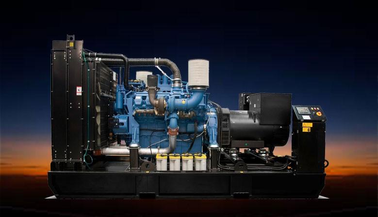 Generatoare electrice Diesel