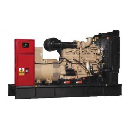 Generator electric 140 kVA / 112 kW Cummins