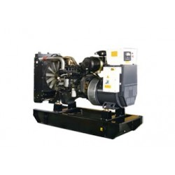 Generator Diesel 33 kVA 26 kW Iveco