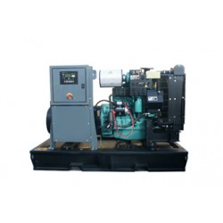 Generator electric 30 kVA / 24 kW Cummins