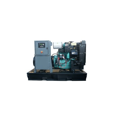 Generator electric 66 kVA / 53 kW Cummins