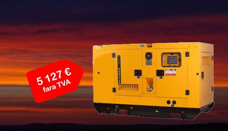 Generatoare electrice 50 kVA