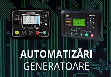 Automatizari generatoare